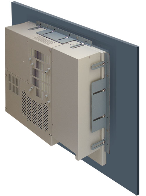 Industrial Panel Pc With Pci Slots Ppc 120 Is Ipc For