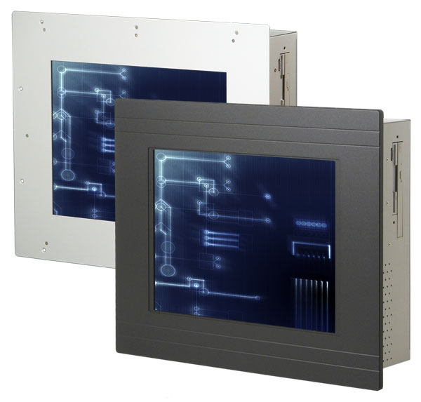 Ip 65 Rohs Panel Pc With Resistive Touch Screen Or Saw