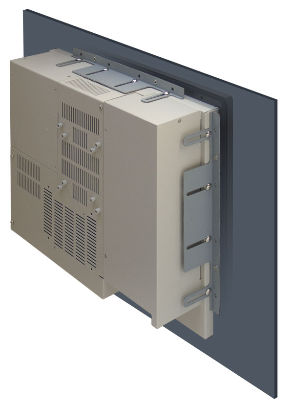 Panel Pc With Resistive Touch Screen Or Saw Touch Screen